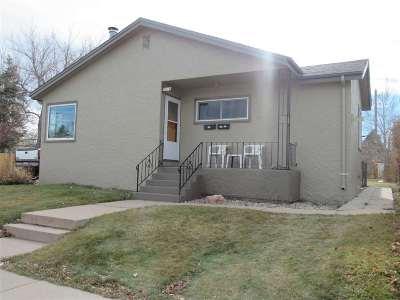 Laramie Multi Family Home For Sale: 1018 E Harney