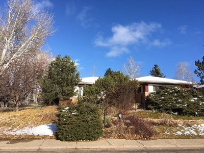 Laramie Single Family Home For Sale: 2603 Park