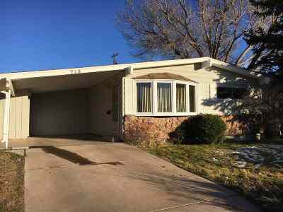 Laramie Single Family Home For Sale: 713 S 25th Street