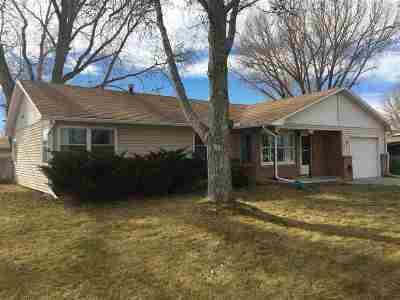 Laramie WY Single Family Home New: $198,000