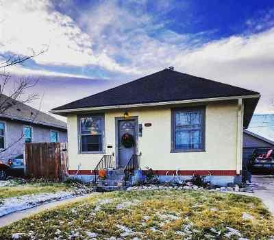 Laramie WY Single Family Home New: $200,000