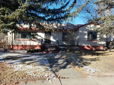 Laramie Single Family Home New: 1210 S 5th Street