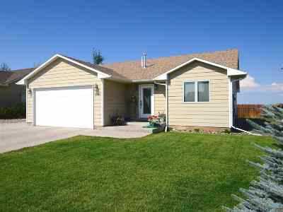 Laramie Single Family Home For Sale: 2820 S 18th Street