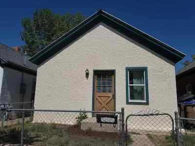 Laramie Single Family Home For Sale: 165 W Fremont Street