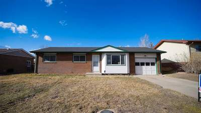Laramie Single Family Home New: 1513 Arnold