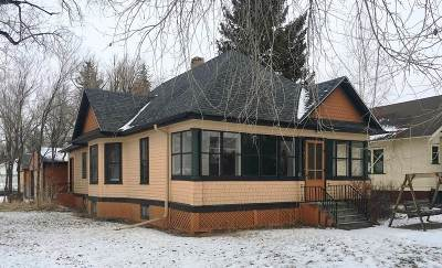Laramie WY Single Family Home For Sale: $210,000
