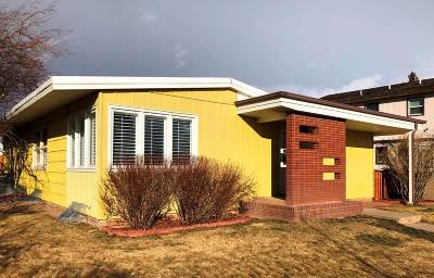Single Family Home For Sale: 1411 Canby