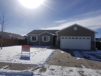 Laramie Single Family Home For Sale: 1240 Arnold Street