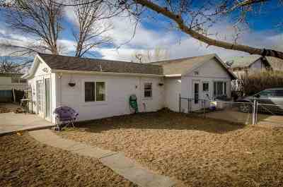 Laramie Single Family Home For Sale: 258 N Taylor St