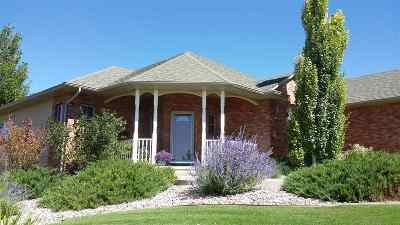 Laramie Single Family Home For Sale: 3321 Reynolds