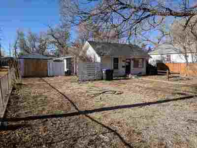 Cheyenne Single Family Home For Sale: 2714 Dillon Ave.