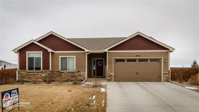 Laramie WY Single Family Home For Sale: $398,500