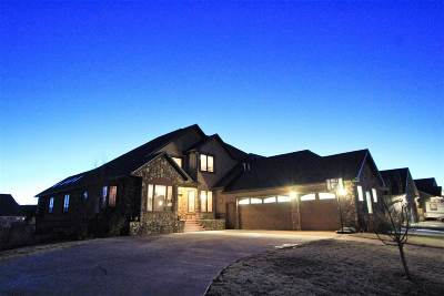 Laramie Single Family Home For Sale: 2624 Nighthawk