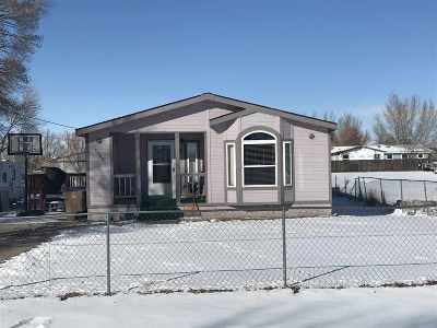 Laramie Single Family Home New: 2651 Riverside