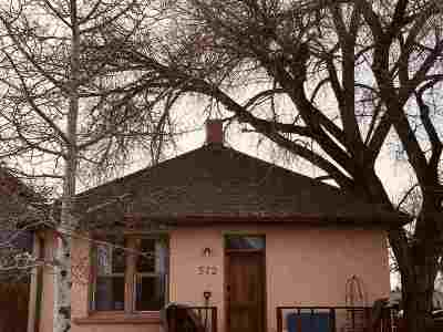 Laramie Single Family Home For Sale: 572 N 6th