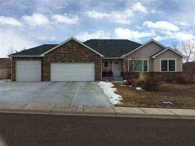 Laramie WY Single Family Home For Sale: $439,900