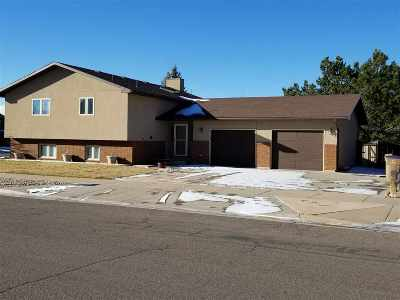 Laramie WY Single Family Home For Sale: $349,000