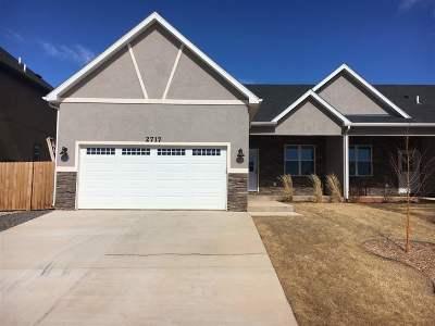 Laramie WY Single Family Home For Sale: $332,500