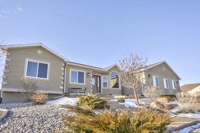 Laramie Single Family Home Back On Market: 3810 Northview