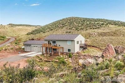 Cheyenne Single Family Home For Sale: 510 Happy Jack