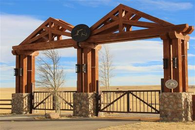 Albany County Residential Lots & Land For Sale: Tr 14 Wild Horse Ranch