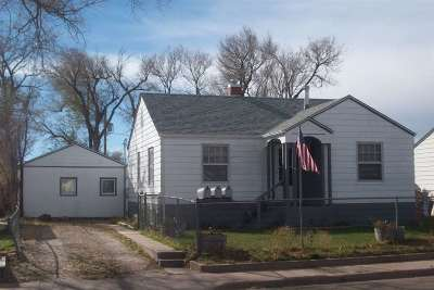 Cheyenne Single Family Home For Sale: 2533 E 12th Street