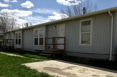 Laramie Single Family Home For Sale: 1564 N Polk #Both