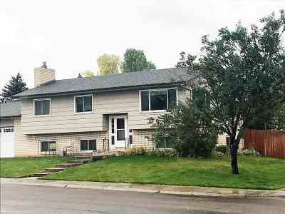 Single Family Home 72 Hour Contingency: 1502 Mill