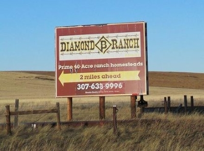 Residential Lots & Land For Sale: Lot 6 Diamond B Ranch, Tract 6