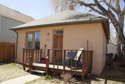 Laramie WY Single Family Home For Sale: $157,900
