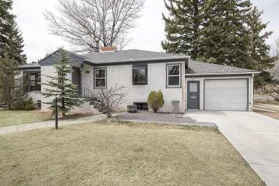 Laramie WY Single Family Home New: $297,000