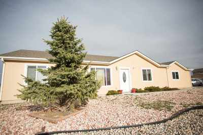 Laramie WY Single Family Home New: $192,500