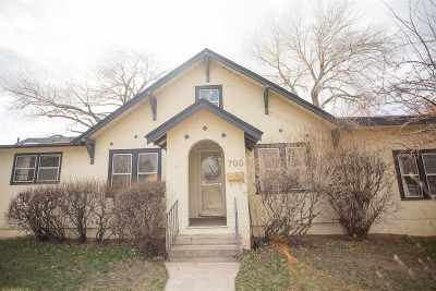 Laramie Single Family Home New: 700 S 22nd Street