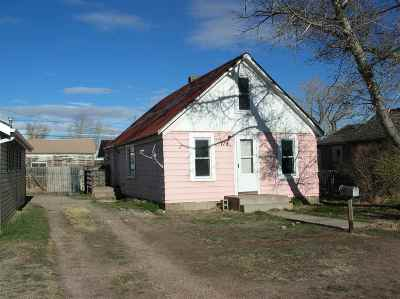 Laramie Single Family Home For Sale: 718 & 718 1/2 S Pine