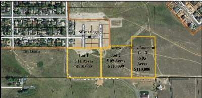 Laramie WY Residential Lots & Land For Sale: $110,000
