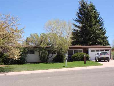 Laramie Single Family Home For Sale: 1415 Sublette