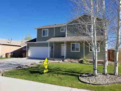 Laramie Single Family Home For Sale: 1411 Arnold