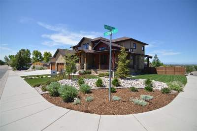 Laramie Single Family Home For Sale: 1574 Frontera
