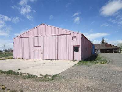 Laramie Commercial For Sale: 1856 Snowy Range Road