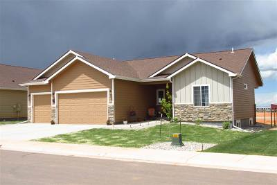 Laramie Single Family Home New: 3810 Little Moon Trail