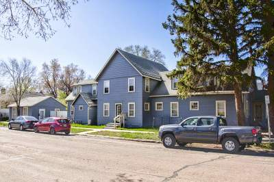 Laramie WY Multi Family Home For Sale: $465,000