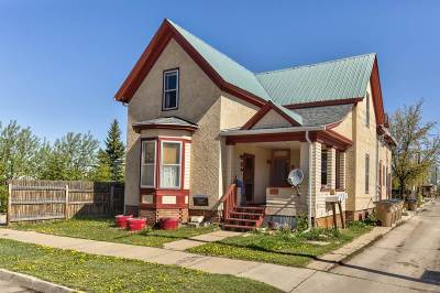 Laramie Multi Family Home New: 407 E University