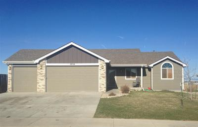 Laramie Single Family Home New: 3002 S 18th