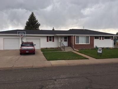 Laramie Single Family Home New: 1568 N 11th Street