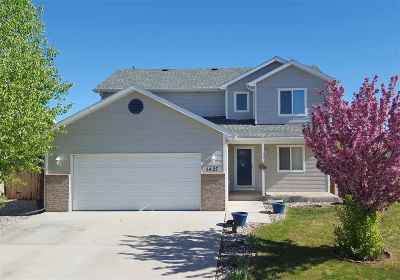 Laramie WY Single Family Home For Sale: $268,500