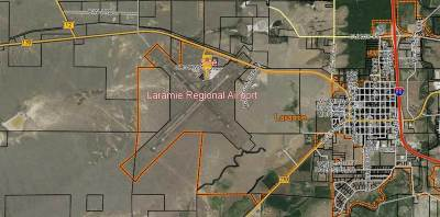Laramie Residential Lots & Land For Sale: 10.2 General Brees/Aerospace Dr
