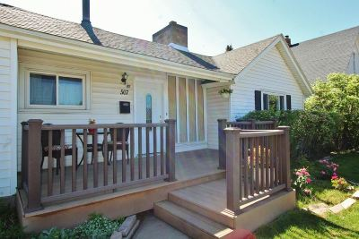 Laramie Single Family Home For Sale: 507 S 6th