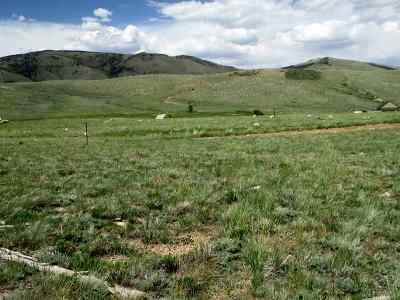 Centennial WY Residential Lots & Land For Sale: $80,000