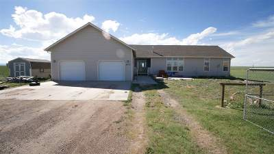 Laramie WY Single Family Home For Sale: $280,000