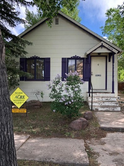 Multi Family Home Back On Market: 1716 Garfield